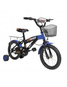 Bicicleta copii cu roti...