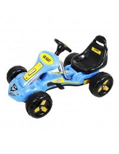 Kart pentru copii, albastru