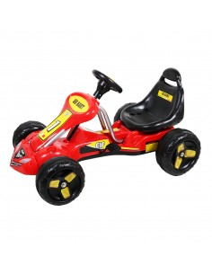 Kart pentru copii, rosu