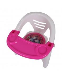 Scaun din plastic pentru copii