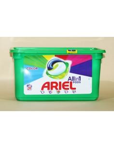 Detergent 39 capsule Ariel...