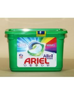 Detergent 15 capsule Ariel...