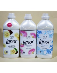 Balsam de rufe Lenor, 1,4L