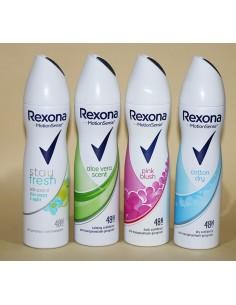 Deodorant spray, Rexona