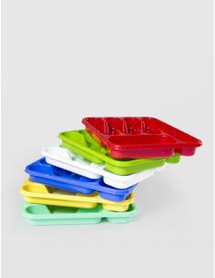 Suport tacamuri plastic
