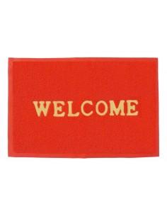 Covoras intrare Welcome