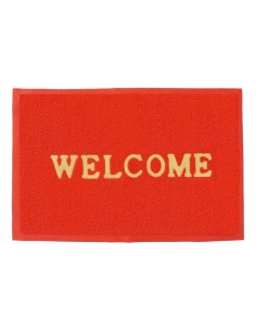 Covoras intrare Welcome