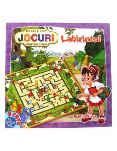 """Joc  """"Labirintul"""", cu..."""