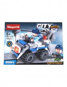 "Lego  ""City Police"""