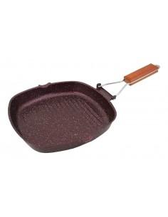 Tigaie grill 24 cm