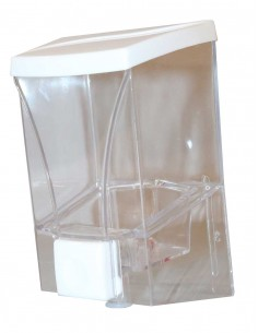 Dispenser gel dezinfectant...