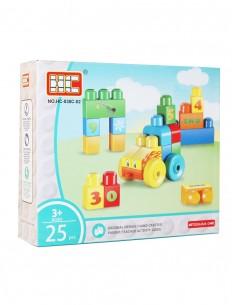 Set Cuburi Constructie cu...